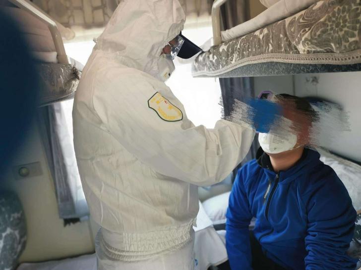 Фото №1 - Китаянка поругалась с бойфрендом и сообщила полиции, что у него коронавирус