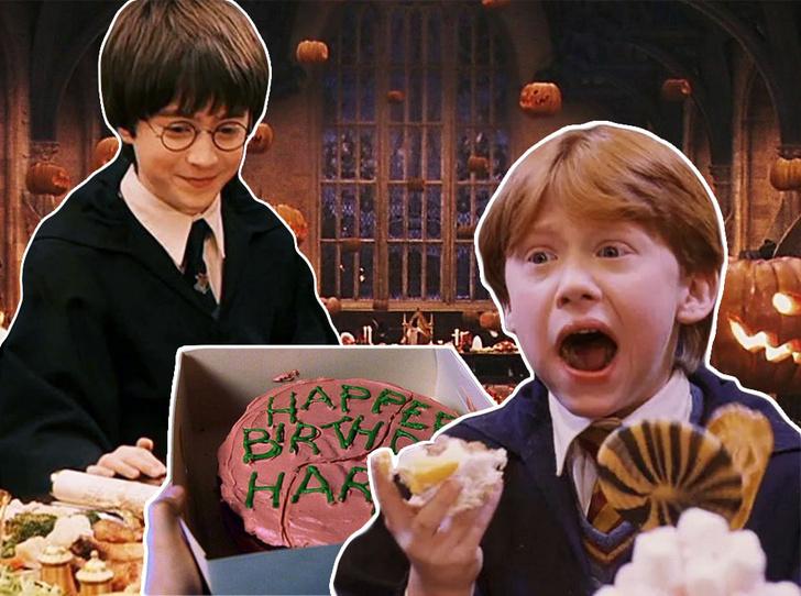 Фото №1 - Вкус волшебства: 5 культовых рецептов из «Гарри Поттера»