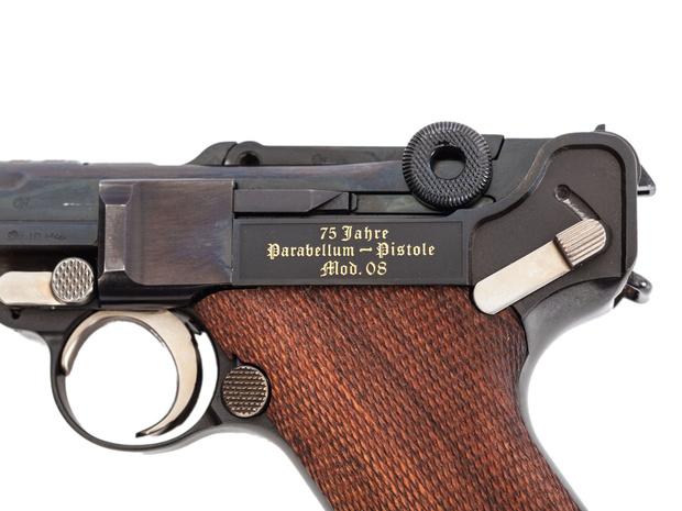 """Фото №5 - «Я дам вам """"Парабеллум""""!»— пять убойных фактов из жизни самого крутого немецкого пистолета"""
