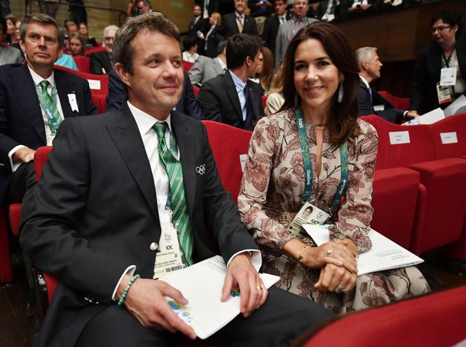 Фото №5 - Королевская семья Дании на Олимпиаде-2016 в Рио