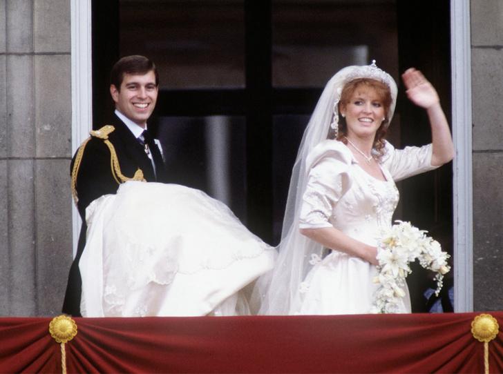 Фото №6 - Могут ли герцог и герцогиня Йоркские стать супругами второй раз?