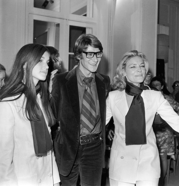 Ив Сен-Лоран, 1968