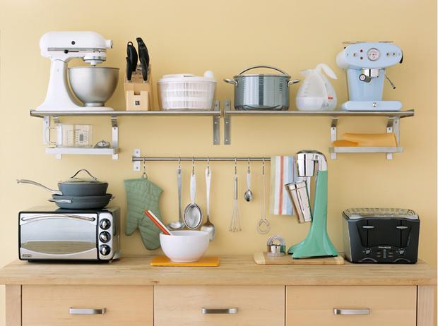 Фото №4 - 7 лайфхаков для обустройства кухни бизнес-вумен