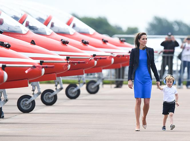 Фото №21 - Кризис трех лет по-королевски: принц Джордж показал характер