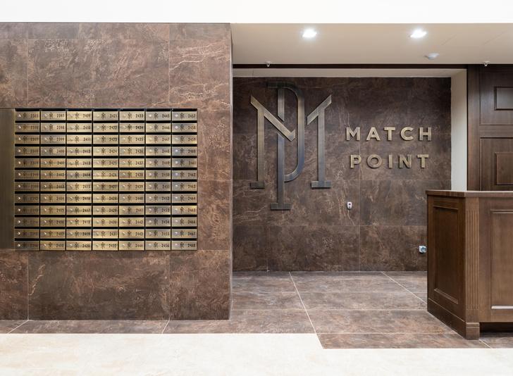 Фото №4 - Квартал апартаментов «Матч Поинт» как синоним «нового Кутузовского проспекта»