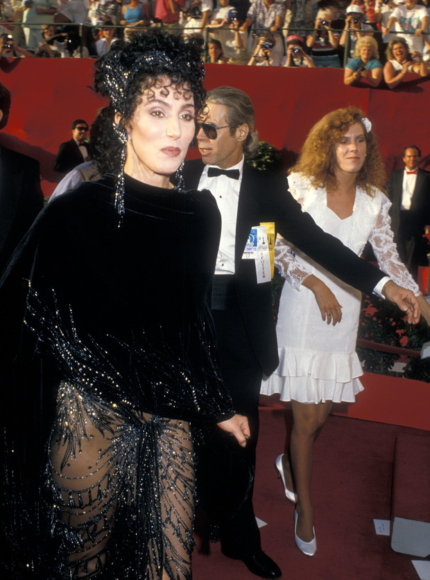 Фото №7 - Лучшие платья «Оскара». 1980-е