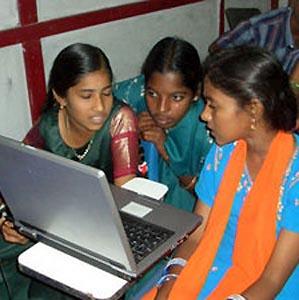 Фото №1 - Индусы отстали от мировой интернет-гонки