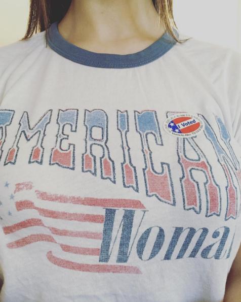 Фото №2 - День выборов в звездном Инстаграме