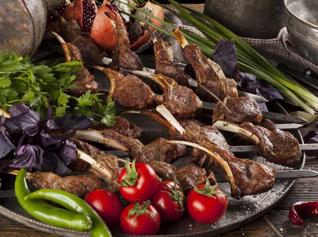 Фото №2 - «Кувшин»: грузинская кухня в лучшем виде