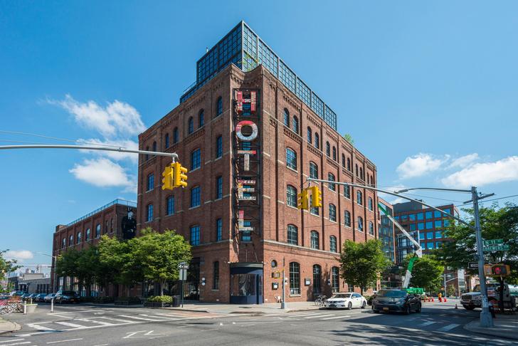 Фото №5 - Офис в бруклинском отеле для тех, кому пришлось перейти на удаленку