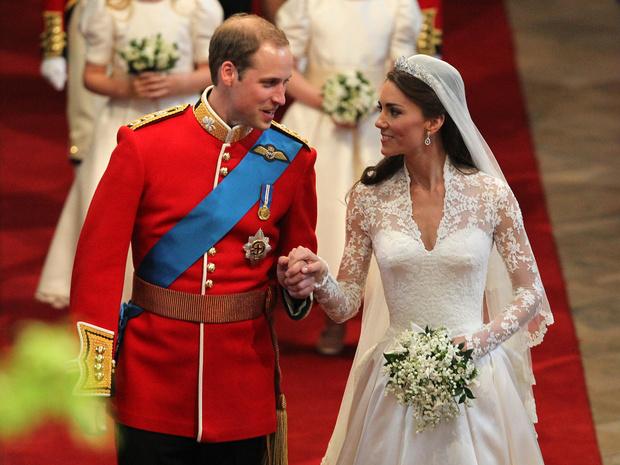 Фото №1 - Самый важный момент свадьбы Кейт и Уильяма, который никто не увидел