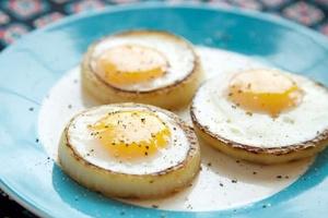 Фото №6 - 7 необычных и простых рецептов яичницы к завтраку