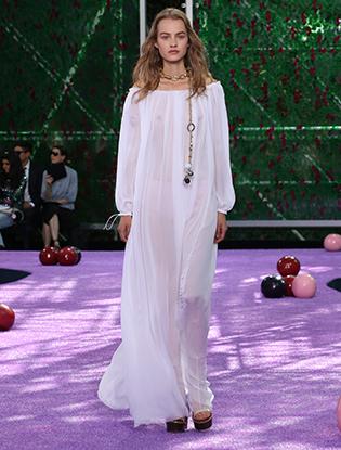 Фото №5 - Неделя Высокой моды в Париже: Dior Couture AW2015/16