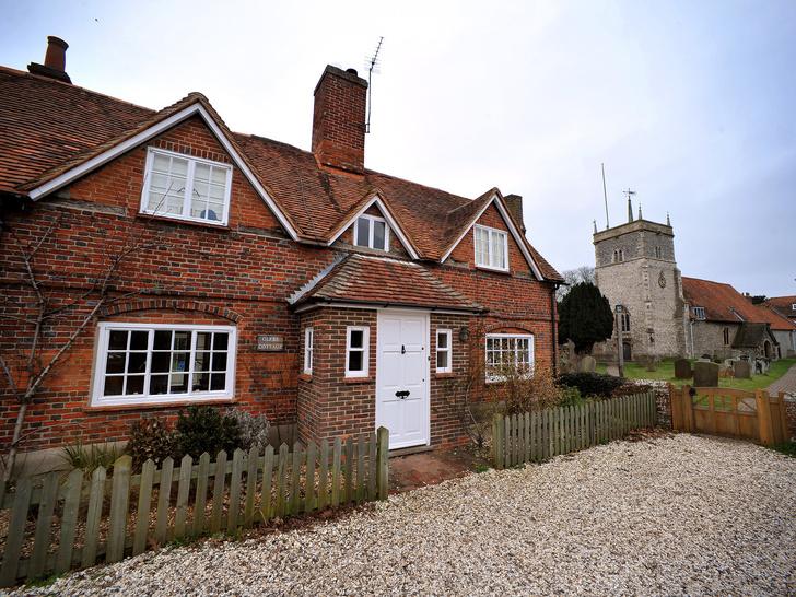 Фото №3 - Родовое гнездо Миддлтонов: как выглядел дом, в котором росла герцогиня Кейт
