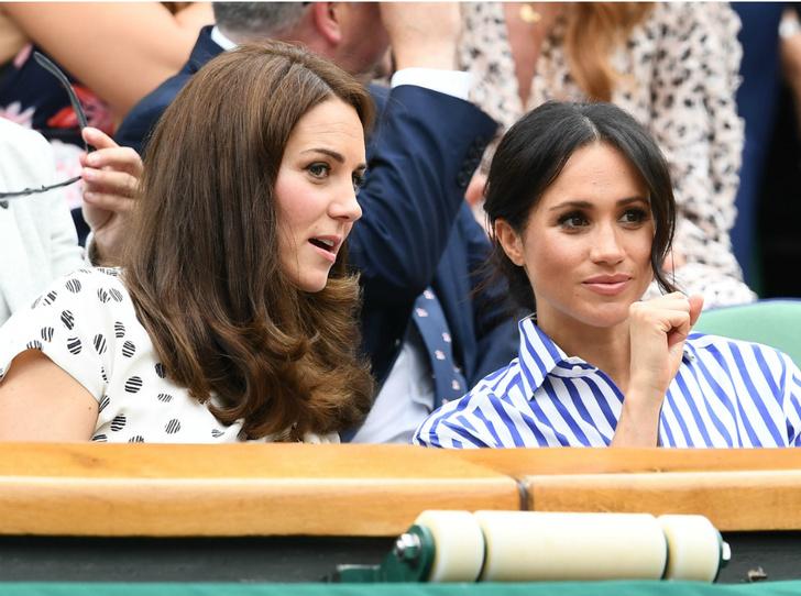Фото №1 - Вражда герцогинь: как пресса пытается поссорить Меган и Кейт (снова)