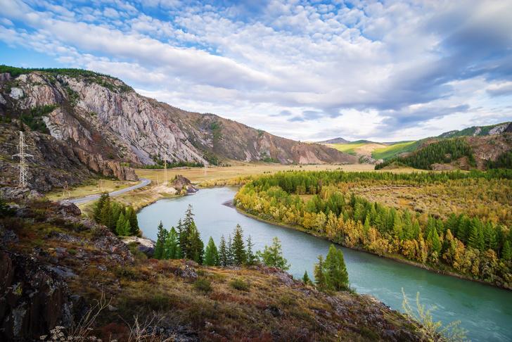 Фото №2 - Куда поехать осенью в России: 7 мест, где интересно и живописно