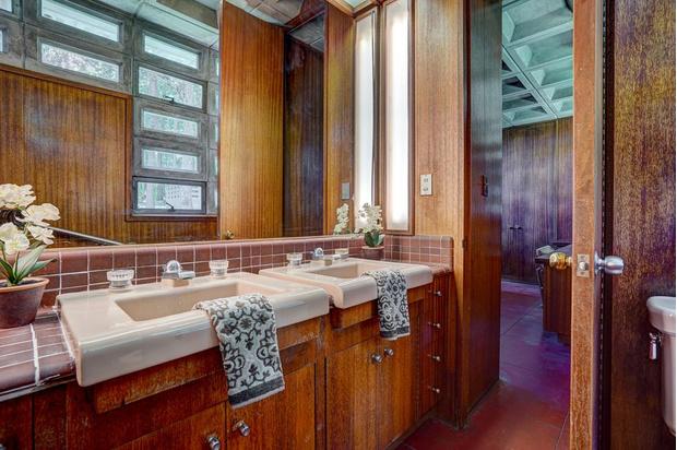 Фото №9 - Kalil House: самый неизвестный дом Фрэнка Ллойда Райта