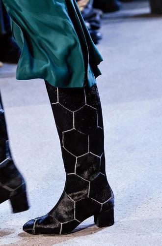 Фото №35 - Самая модная обувь сезона осень-зима 16/17, часть 2