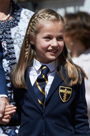 Фото №63 - Принцесса Леонор: история будущей королевы Испании в фотографиях