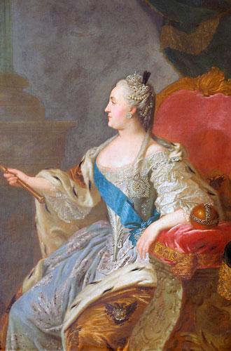 Фото №3 - Бриллианты и власть: как Екатерина II использовала украшения для демонстрации своей силы
