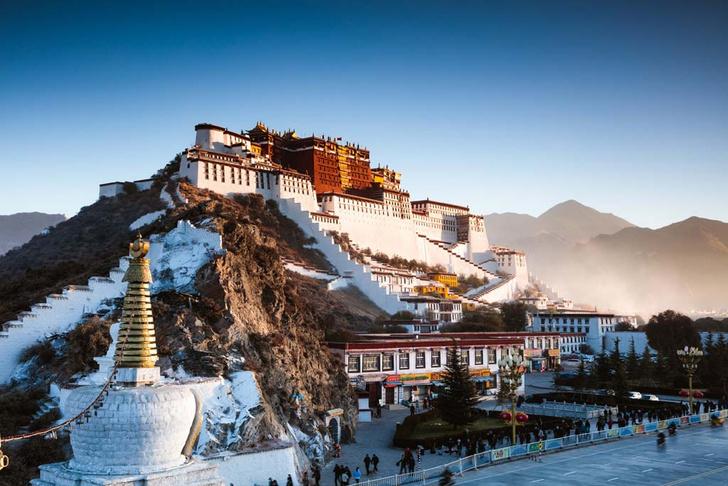Фото №4 - В разреженном воздухе: 7 самых высокогорных населенных пунктов мира