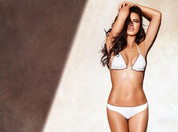 Фото №6 - Секреты похудения знаменитых моделей