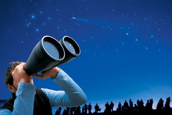 Фото №1 - Астрономия на любителя