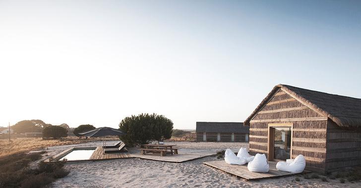 Фото №1 - Casas Na Areia: гостевой дом в Португалии