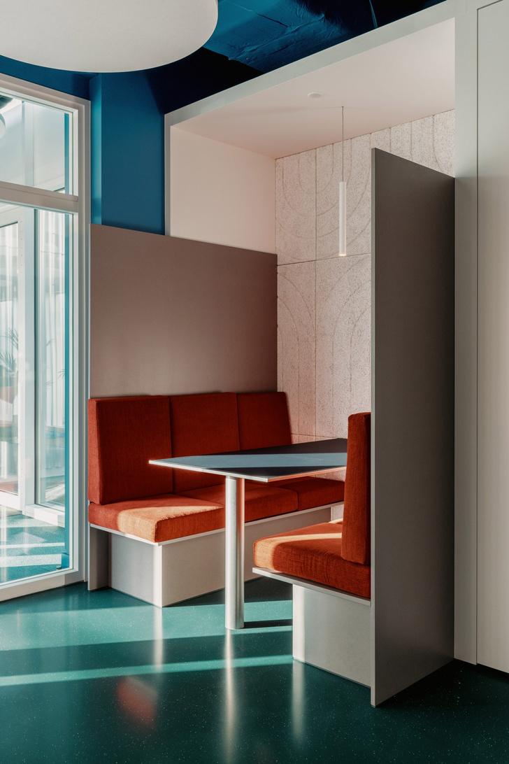 Фото №3 - Офис в стиле 1960-х годов в Бельгии