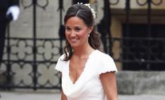 Свадебное платье Пиппы Миддлтон дешевле наряда Кейт в 10 раз