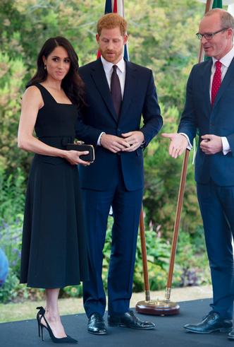 Фото №9 - Незлопамятная Меган: герцогиня Сассекская надела «платье прощения»