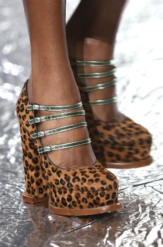 Фото №14 - Самая модная обувь сезона осень-зима 16/17, часть 1