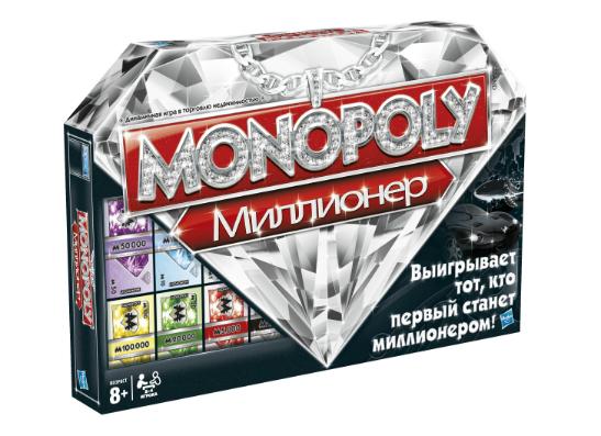 Фото №1 - Компания Hasbro представила новую монополию