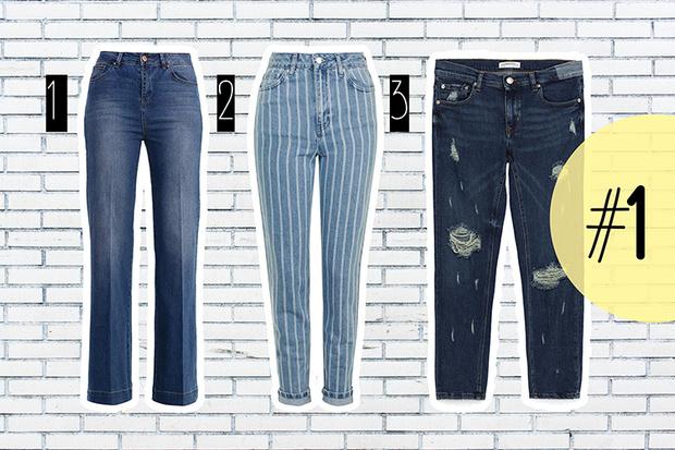 Фото №1 - Как выбрать идеальные джинсы