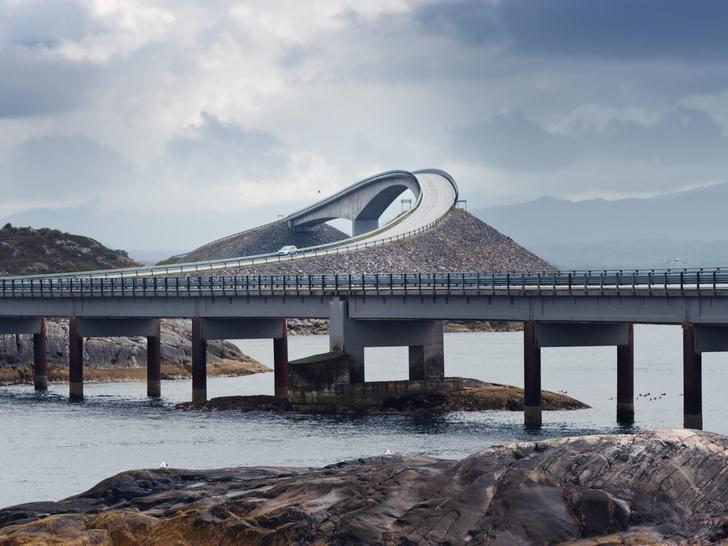 Фото №2 - Топ-9 самых опасных дорог в мире
