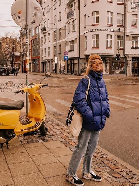 Фото №4 - С чем носить кеды осенью 2020: 10 модных идей