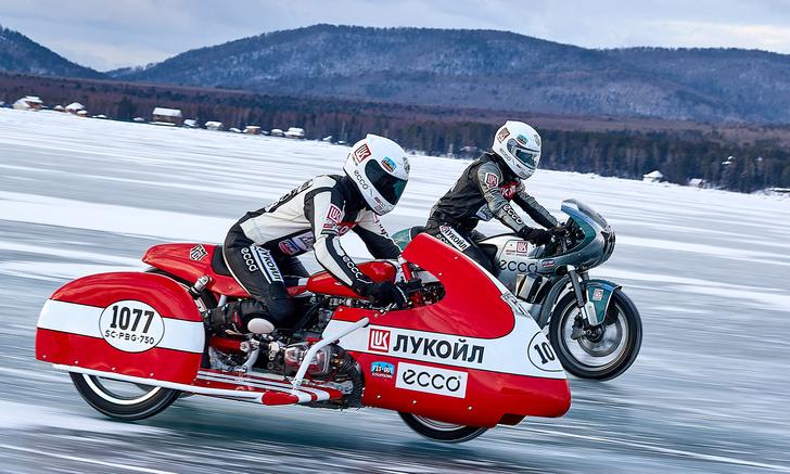 Фото №6 - Полегче на поворотах: как правильно ездить по льду