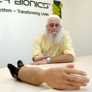 Фото №1 - Бионический суперпротез уже в продаже