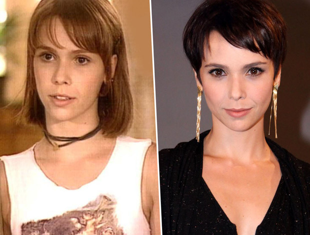 Фото №6 - Что выросло, то выросло: как повзрослели и изменились юные актеры сериалов нулевых