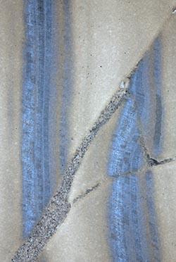 Фото №2 - Разрывы в жидкой лаве