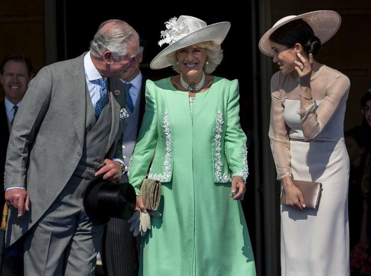 Фото №2 - Папа заплатит: во сколько Чарльзу обходится «финансовая независимость» Сассекских
