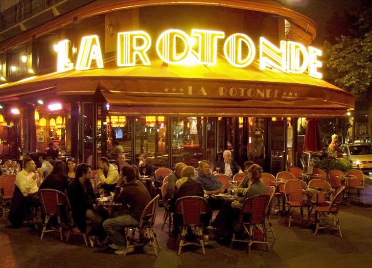 Фото №4 - Париж: 5 любимых кафе легендарных писателей XX века