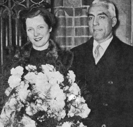 Фото №7 - Актриса или шпионка? Кем была Ольга Чехова, влюбившая в себя Гитлера