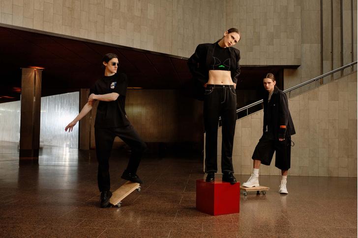 Фото №4 - Модный выход с карантина: пять эффектных образов с распродажи в «Цветном»