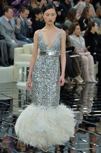 Фото №4 - 7 ключевых женских образов Недели haute couture SS17