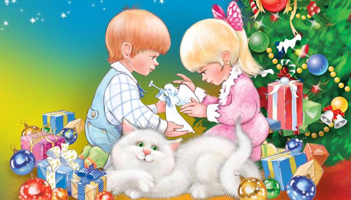 Фото №1 - Новогодний детский мюзикл «Ася, Вася и волшебное перышко»