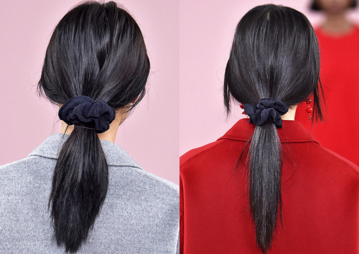 Фото №1 - Крабик, ободок и бархатная резинка: все, что ты хотела знать о модных аксессуарах для волос