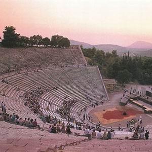 Фото №1 - Секрет античных театров
