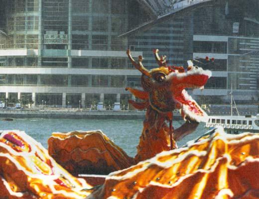 Фото №1 - «Гон хей фатт чой», или С новым годом, Гонконг!