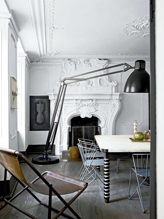 Фото №10 - Классические стили в контексте современного дизайна